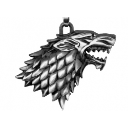 Game of Thrones House Stark - Silver