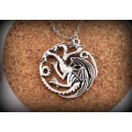 Game of Thrones House Targaryen - Silver