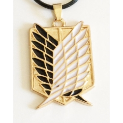 Attack on Titan Scouting Legion symbol - Gold