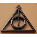 Harry Potter Deathly Hallows - Black