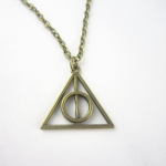 Harry Potter Deathly Hallows - Brass