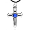 Fairy Tail Grey's Cross pendant