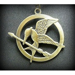 Hunger Games Mockingjay - Silver