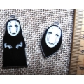 Spirited Away No Face pendant
