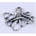 Octopus (23mm wide) - Silver