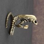 Alien 'Chestburster' Ring - Adjustable