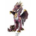 Attentive Purple Dragon