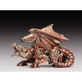 Copper Steampunk Dragon