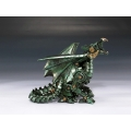Green Steampunk Dragon