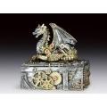 Steampunk Dragon Box - large